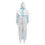 Medical Disposable Protective Coverall Protective Suits3