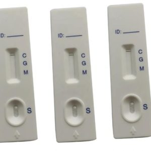 Colloidal Test Cassette Diagnostic Rapid Test Kit